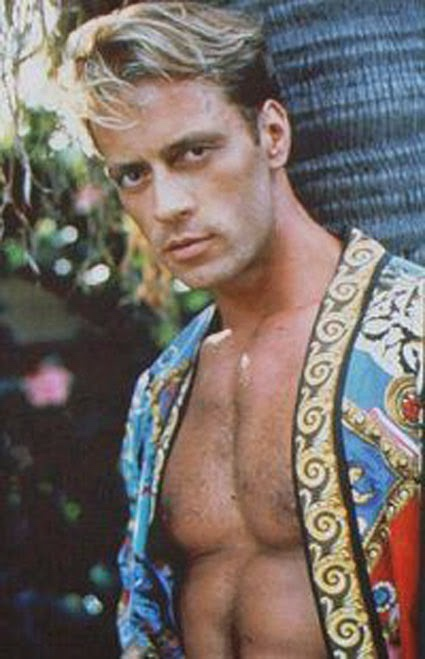 Rocco Siffredi Young Childhood Photo