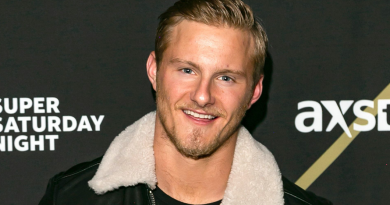 Young Alexander Ludwig Childhood Photos Age Family Height Weight