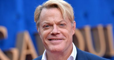 Young Eddie Izzard Childhood Photos Age Family Height Weight