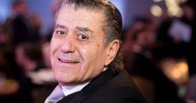Young Haim Saban Childhood Photos Age Family Height Weight