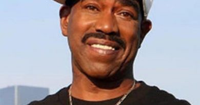 Young Kurtis Blow Childhood Photos Age Family Height Weight