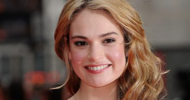 Young Lily James Childhood Photos Age Family Height Weight