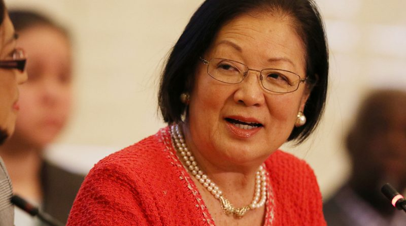 Young Mazie Hirono Childhood Photos Age Family Height Weight
