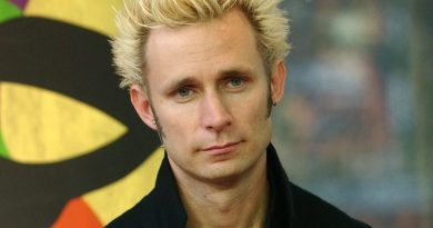 Young Mike Dirnt Childhood Photos Age Family Height Weight