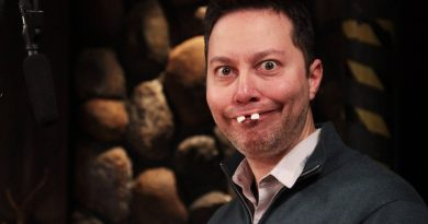 Young Sam Riegel Childhood Photos Age Family Height Weight