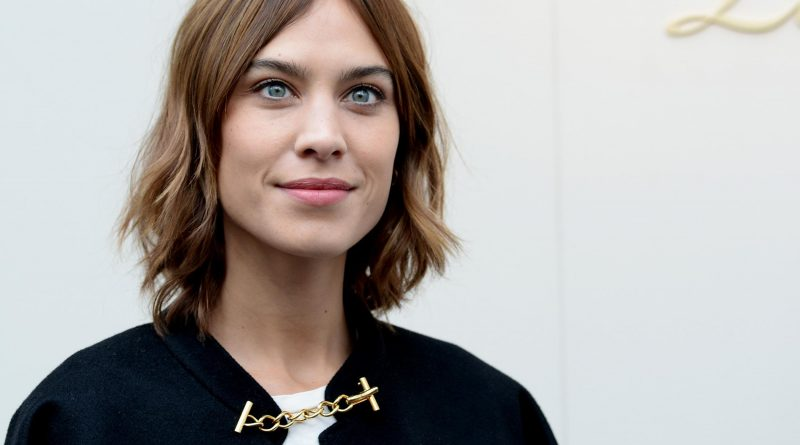 Young Alexa Chung Childhood Photos Age Family Height Weight