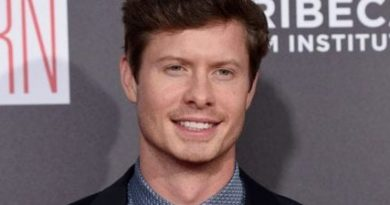 Young Anders Holm Childhood Photos Age Family Height Weight