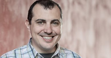 Young Andreas Antonopoulos Childhood Photos Age Family Height Weight