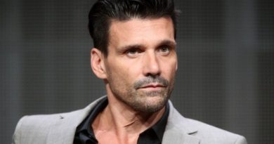 Young Frank Grillo Childhood Photos Age Family Height Weight