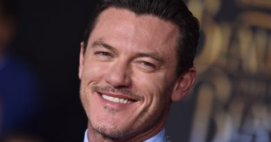 Young Luke Evans Childhood Photos Age Family Height Weight