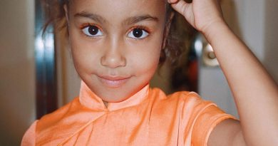 Young North West Childhood Photos Age Family Height Weight