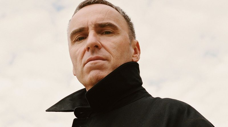 Young Raf Simons Childhood Photos Age Family Height Weight