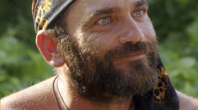 Young Russell Hantz Childhood Photos Age Family Height Weight