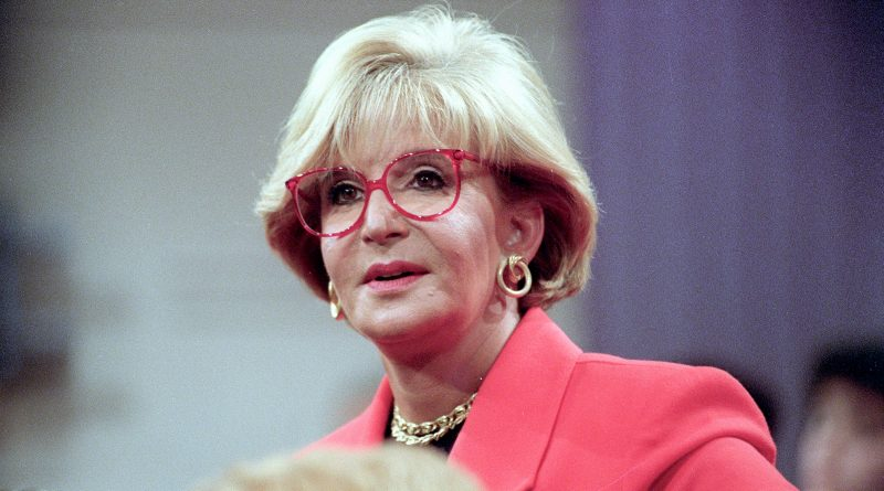 Young Sally Jessy Raphael Childhood Photos Age Family Height Weight