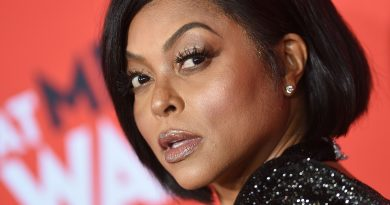 Young Taraji Henson Childhood Photos Age Family Height Weight