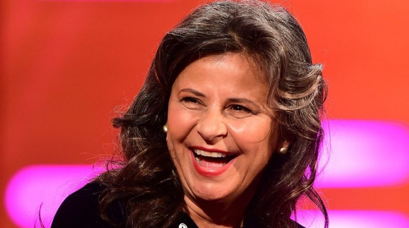 Young Tracey Ullman Childhood Photos Age Family Height Weight