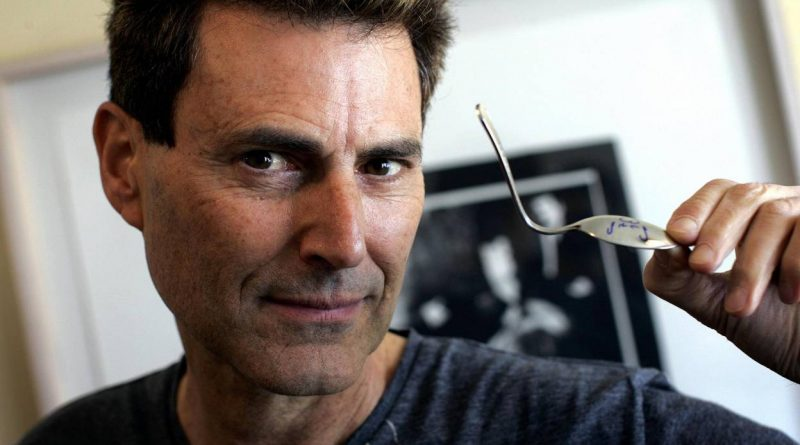 Young Uri Geller Childhood Photos Age Family Height Weight