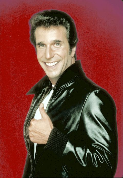 Henry Winkler Young Childhood Photo