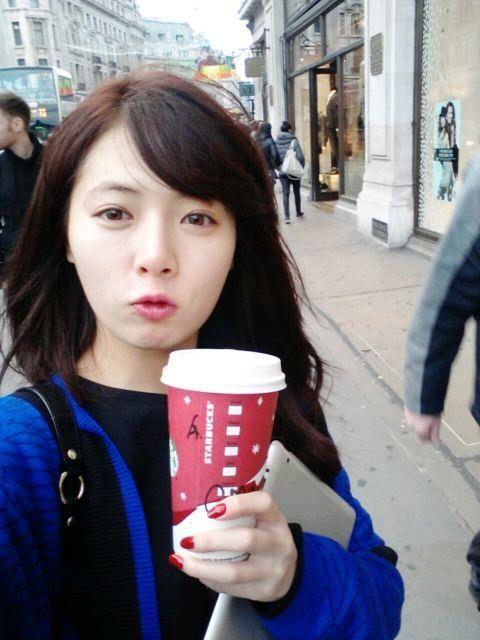 Hyuna Young Childhood Photo