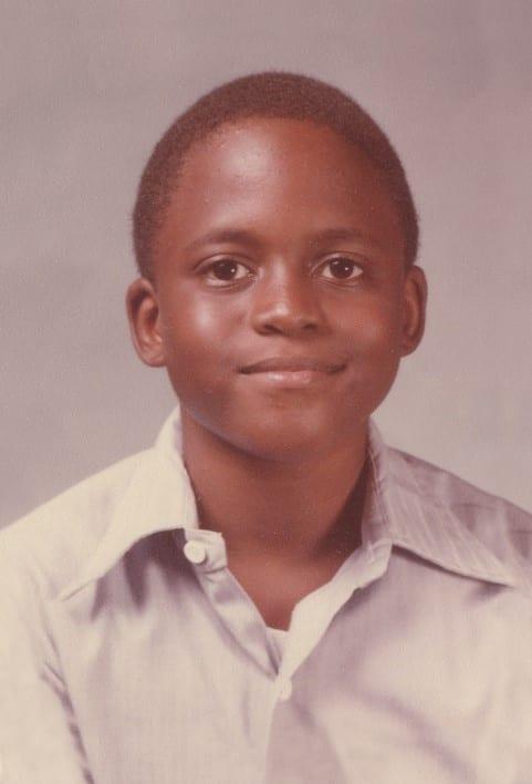 Wayne Brady Young Childhood Photo