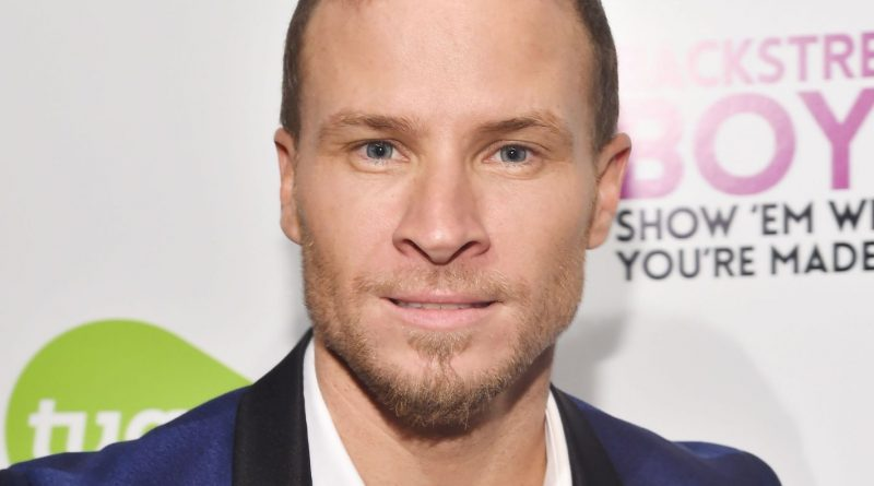 Young Brian Littrell Childhood Photos Age Family Height Weight