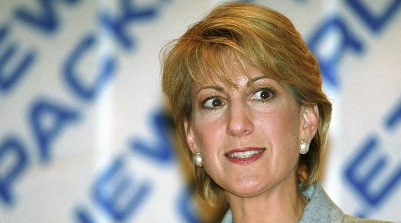 Young Carly Fiorina Childhood Photos Age Family Height Weight
