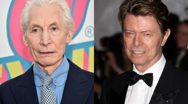 Young Charlie Watts Childhood Photos Age Family Height Weight