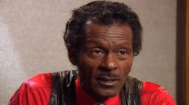 Young Chuck Berry Childhood Photos Age Family Height Weight