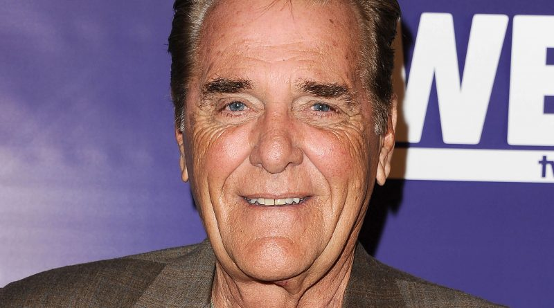Young Chuck Woolery Childhood Photos Age Family Height Weight