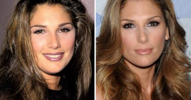Young Daisy Fuentes Childhood Photos Age Family Height Weight