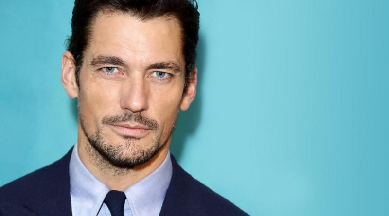 Young David Gandy Childhood Photos Age Family Height Weight