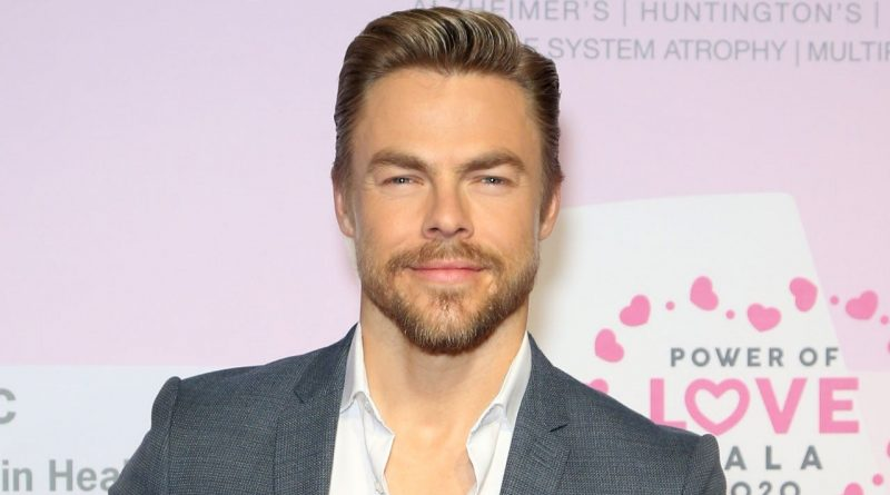 Young Derek Hough Childhood Photos Age Family Height Weight
