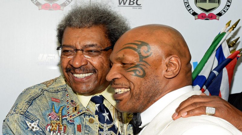 Young Don King Childhood Photos Age Family Height Weight