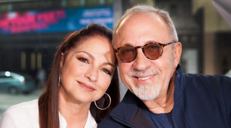 Young Emilio Estefan Childhood Photos Age Family Height Weight