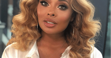 Young Eva Marcille Childhood Photos Age Family Height Weight