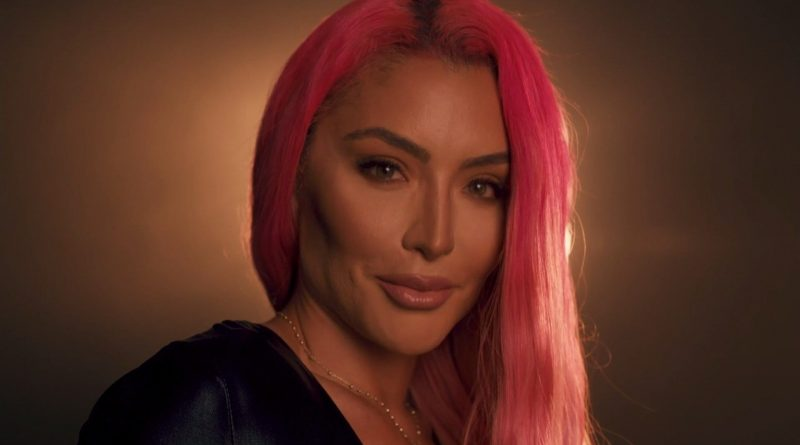 Young Eva Marie Childhood Photos Age Family Height Weight