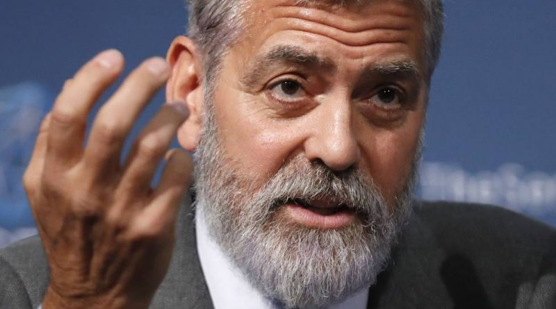 Young George Clooney Childhood Photos Age Family Height Weight