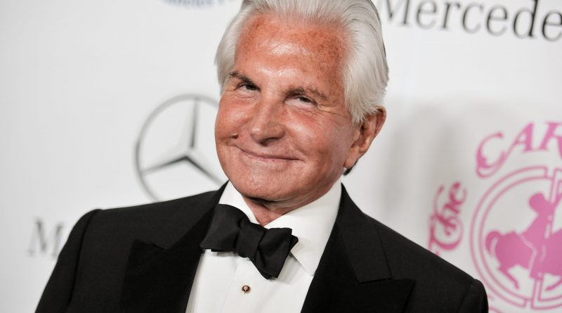 Young George Hamilton Childhood Photos Age Family Height Weight