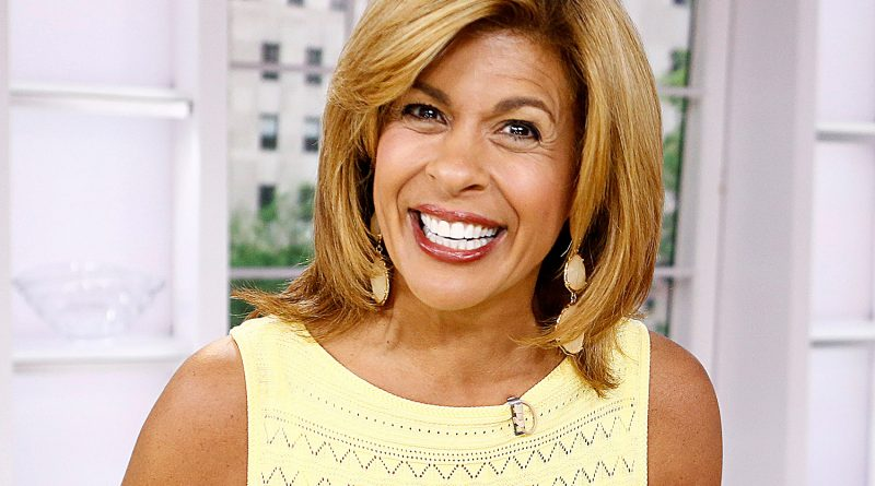 Young Hoda Kotb Childhood Photos Age Family Height Weight
