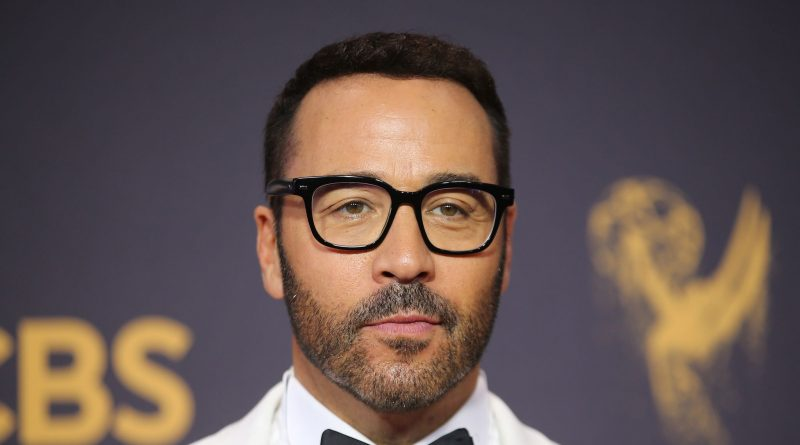 Young Jeremy Piven Childhood Photos Age Family Height Weight