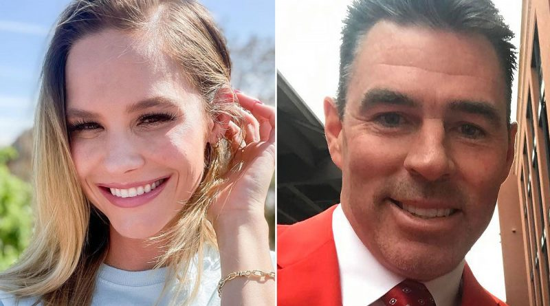 Young Jim Edmonds Childhood Photos Age Family Height Weight
