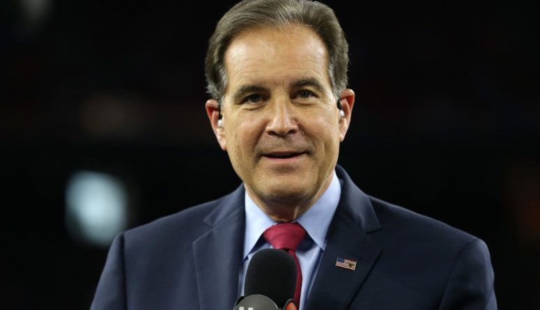 Young Jim Nantz Childhood Photos Age Family Height Weight