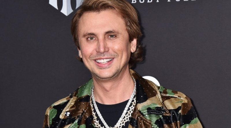 Young Jonathan Cheban Childhood Photos Age Family Height Weight