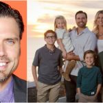 Young Joshua Morrow Childhood Photos Age Family Height Weight