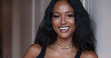 Young Karrueche Tran Childhood Photos Age Family Height Weight