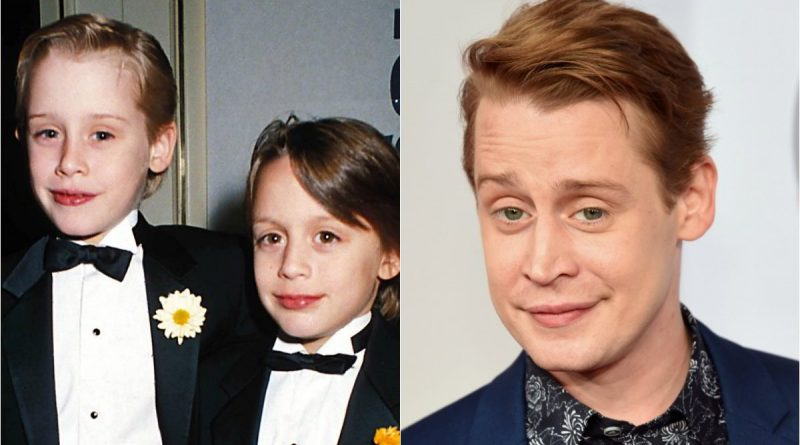 Young Kieran Culkin Childhood Photos Age Family Height Weight