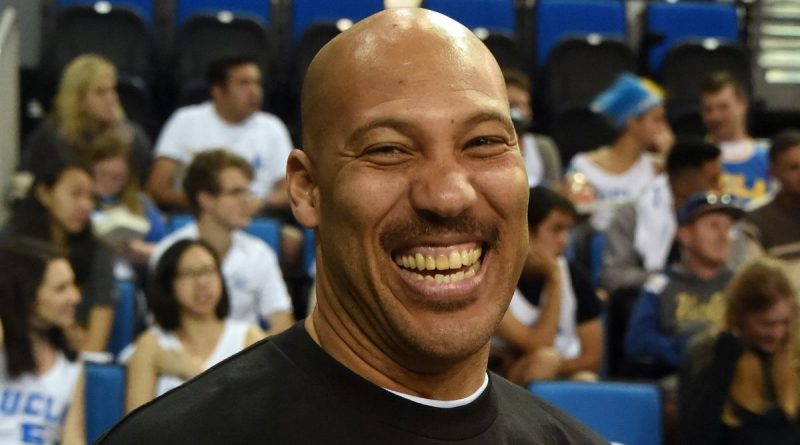 Young Lavar Ball Childhood Photos Age Family Height Weight