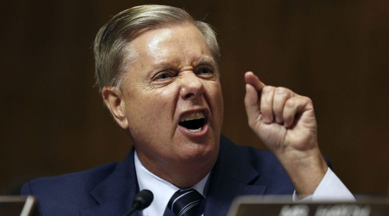Young Lindsey Graham Childhood Photos Age Family Height Weight