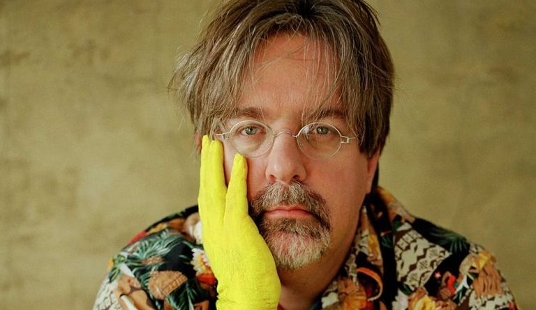 Young Matt Groening Childhood Photos Age Family Height Weight