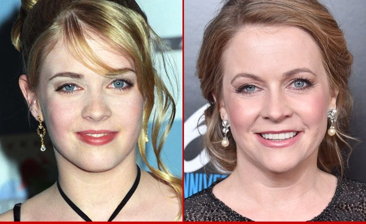 Young Melissa Joan Hart Childhood Photos Age Family Height Weight